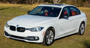 2017 BMW 320i XDrive Lease Takeover