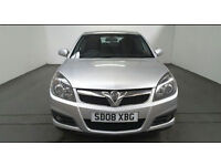 2008(08)VAUXHALL VECTRA 1.9 CDTi SRi 150BHP MET SILVER,CLEAN CAR,6 SPEED,GREAT VALUE