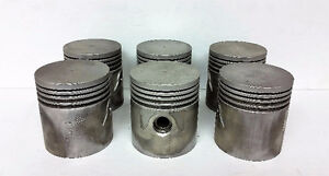 Chrysler or Dodge Used Pistons for 218/230 L6 Engine – 37P 060