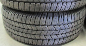 Good Used Tires LT265/70/18 95% tread—TWO TIRES Goodyear Wrangle