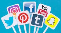 * social media assistant / friend*
