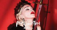 Excellente paire de Billet Madonna Québec Centre Videotron