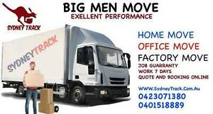 Sydney Track home removalist PTY LTD Baulkham Hills The Hills District Preview