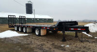 2006 Floatking 40 tonne float trailer