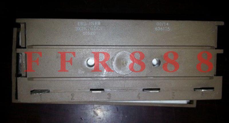 EBG INXB 3X2K7GDC1 Siemens converter 70 resistors