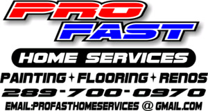 Pro fast painting and flooring