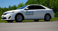 Licenced, Insured ride service: Airport, in town, out of town
