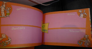 NEW Fun book 'Autographs! I Collect Them!' Kitchener / Waterloo Kitchener Area image 3