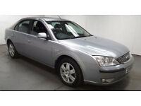 2006(06)FORD MONDEO 2.0 TDCi GHIA 115BHP MET SILVER,LOW MILES,CLEAN CAR