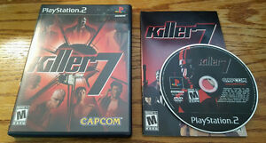 PS2 Slim with 2 controllers and 8GB memory Card + 9 Games Kitchener / Waterloo Kitchener Area image 3