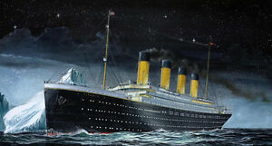 RMS TITANIC 1/348 Large Scale Model Kit by AA London Ontario image 8