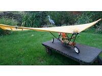 rc hang glider rc plane glider aircraft