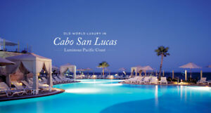 5 star suite in Cabo over Christmas