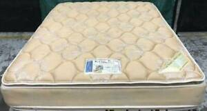 Excellent King Koil Brand double-sided Pillow Top mattress only