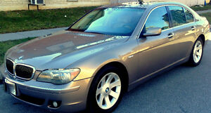 2006 BMW 750i, NAVIGATION, COOLING SEATS,TAX FREE, TAX FREE