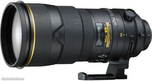 Nikon 300mm f2.8G, VR 2. FANTASTIC long zoom, MINT!!