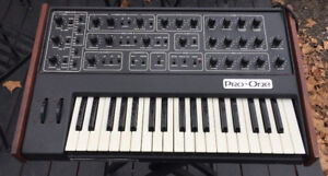 Sequential Circuits Pro One Synthesizer - Serviced Excellent