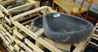 Vasques en pierre / Stone Sink