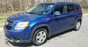 2014 CHEVROLET ORLANDO . 4CYL . 7 PASSAGERS