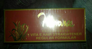 Vita E Hair Straightener (regular formular)