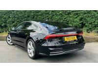2021 Audi A7 DIESEL SPORTBACK 40 TDI S Line 5dr S Tronic Auto Hatchback Diesel A