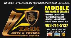save up to 30%, mobile mechanic