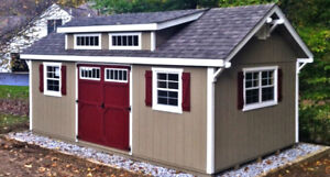 DECKS & STORAGE SHEDS