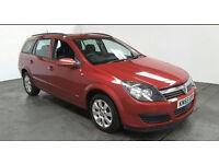 2005(55)VAUXHALL ASTRA 1.3CDTi ESTATE MET RED,NEW MOT,CLEAN CAR,6 SPEED,BIG MPG,GREAT VALUE