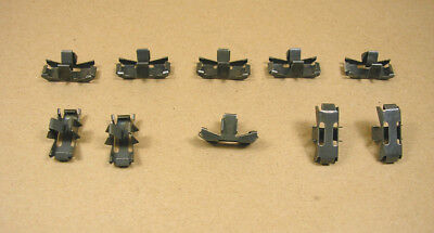 1949 1952 Pontiac All Exc Station Wagon Belt Molding Clip set of 10 C4562113RS