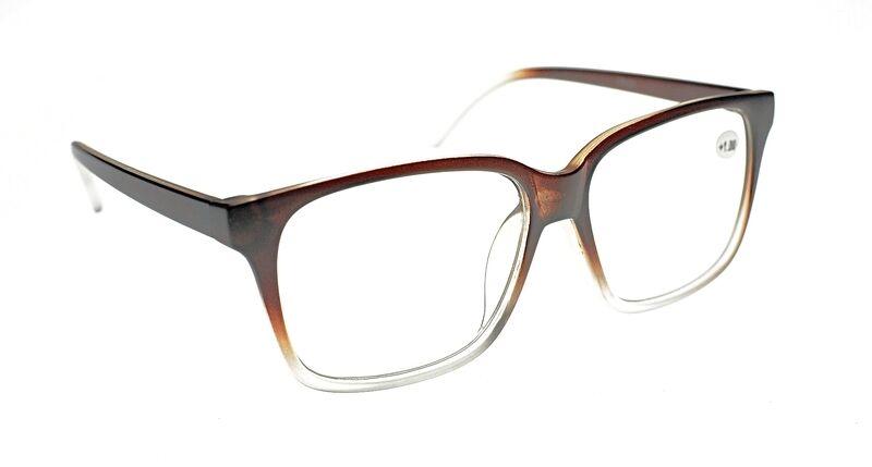 c4d3634d80 Details about GEEK NERD Large Unisex Stylish Reading Glasses in 3  Colours+1.0+1.5+2.0+2.5 TN44