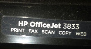 HP printer, scanner,  fax - AS NEW