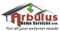 Gutters and Exterior Services