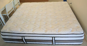 King Size Mattress - Great Shape