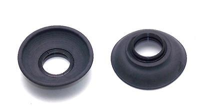 2 Deluxe Eye Cups for CANON F-1 New F1 F-1N Eyecup NEW