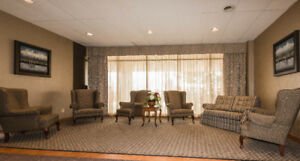 Recently Renovated 2 Bedroom Suite Best Suited for Seniors