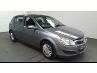 2007(07)VAUXHALL ASTRA 1.3 CDTi lIFE MET GREY,NICE MILES,6 SPEED,BIG MPG,2 OWNER,GREAT VALUE