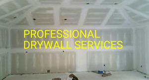 Professional Drywall Services
