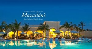 MAZATLAN - PUEBLO BONITO  EMERALD BAY RESORT & SPA