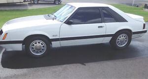 1985 Mustang GT 5 Spd