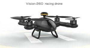 New RC Drone Vision 260 RTF FPV Racing and Photography