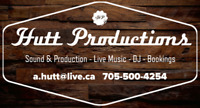 Sound & Production - Live Music - DJ - Bookings