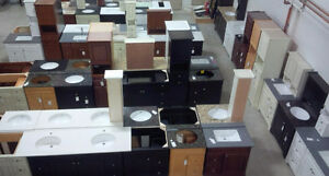 WAREHOUSE SALE !! CABINET, VANITY, KITCHEN, BATHROOM Kitchener / Waterloo Kitchener Area image 2