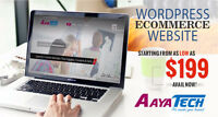 Professional WordPress Website Developers Available at Aayatech