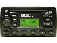 Car radio codes.