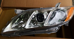 2007 – 2009 NEW TOYOTA CAMRY HEADLIGHT LEFT  HAND SIDE