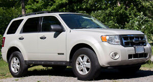 2008 Ford Escape, $2750