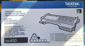 Brother Toner Cartridge -  High Yield (2600 pages)