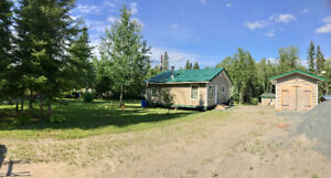 cottage for sale (Dora Lake, Cochrane)