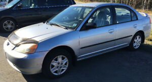 2003 Honda Civic DX-G Sedan VERY LOW MILEAGE