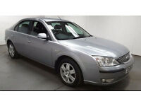 2006(06)FORD MONDEO 2.0 TDCi GHIA 115BHP MET SILVER,2 OWNER,LONG MOT,LOW MILES,CLEAN CAR